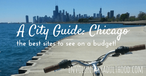 A City Guide: Chicago, Ill.