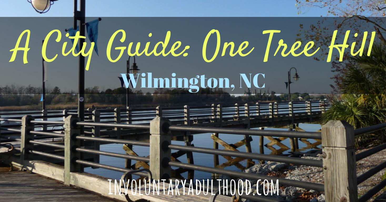 A City Guide: One Tree Hill in Wilmington, NC