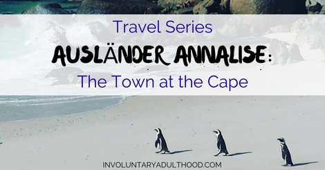 Ausländer Annalise (Travel Series): The Town at the Cape