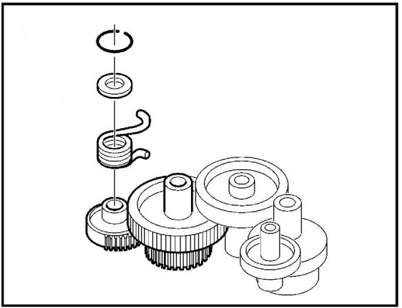 RTI (MMM) navigatie reparatieset Volvo C30, S40, V50, C70
