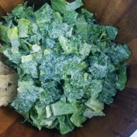 Creamy Caesar Salad Recipe