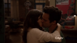 In what episode does Jess and Nick kiss for the fist time? [New Girl]