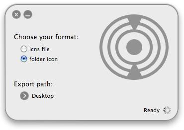 img2icns preparado para generar iconos