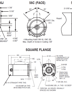 Pool pump motor frame types also what does my   fr rating mean inyopools rh