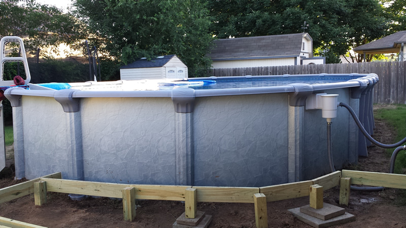 Pool Wiring Examples