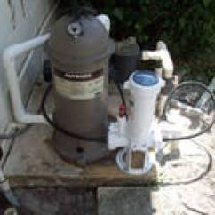 Swimming Pool Filter System Diagram 1086 International Tractor Wiring How To Install A Off-line Chlorinator - Inyopools.com