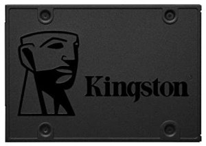 Kingston A400 SSD SA400S37/960G – Interne SSD (2.5 Zoll) SATA 960GB
