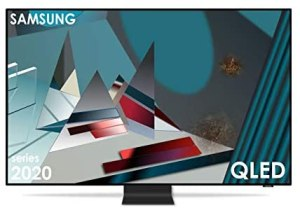 Samsung QLED 8K Q800T 82 Zoll 4-Side Boundless, Object Tracking Sound+, Quantum Prozessor 8K