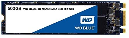 Read more about the article Western Digital WDS500G2B0B WD Blue 500GB 3D NAND Internal SSD M.2 SATA