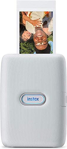 Read more about the article instax Link smartphone printer, Ash White