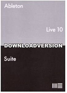 Ableton Live 10 Suite (Download) | Studio-Sequenzer-Software | DAW | NEU