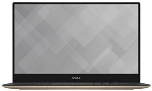 Dell XPS 13 9360-0012 33,78 cm (13,3 Zoll QHD Touch) Laptop (Intel Core i7, 8GB RAM, 256GB SSD, Windows 10) roségold