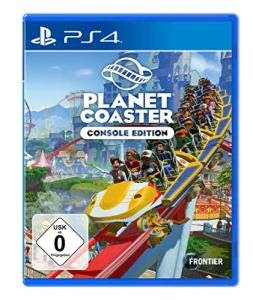 Planet Coaster – [PlayStation 4]