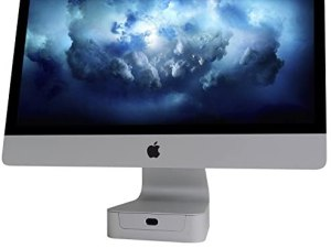 Rain Design mBase 27-Inch for iMac, Space Gray (10045)|Standard|0|0|0|Disc|Disc