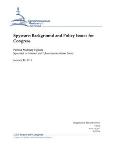 Spyware: Background and Policy Issues for Congress (English Edition)