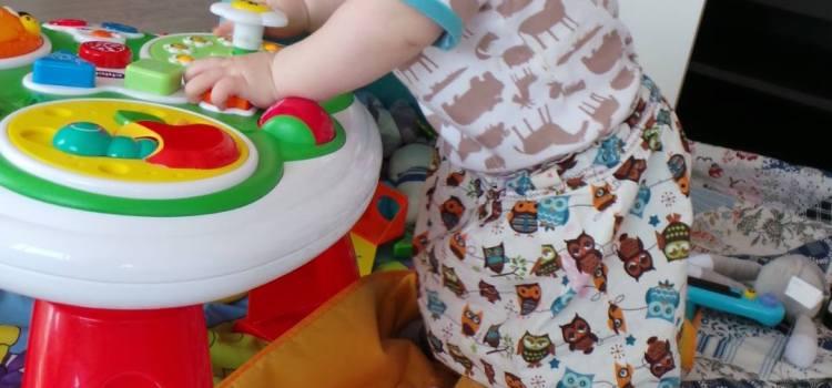 Căzăturile copilului si atitudinea noastra fața de ele