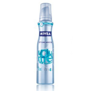 nivea volume sensation spuma