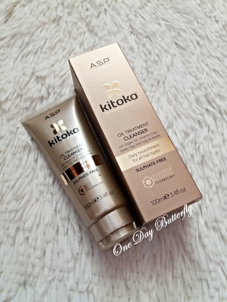 Kitoko Advanced Hair Therapy