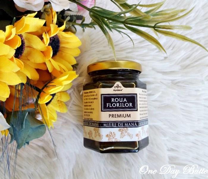 Epilare cu miere de mană Apidava
