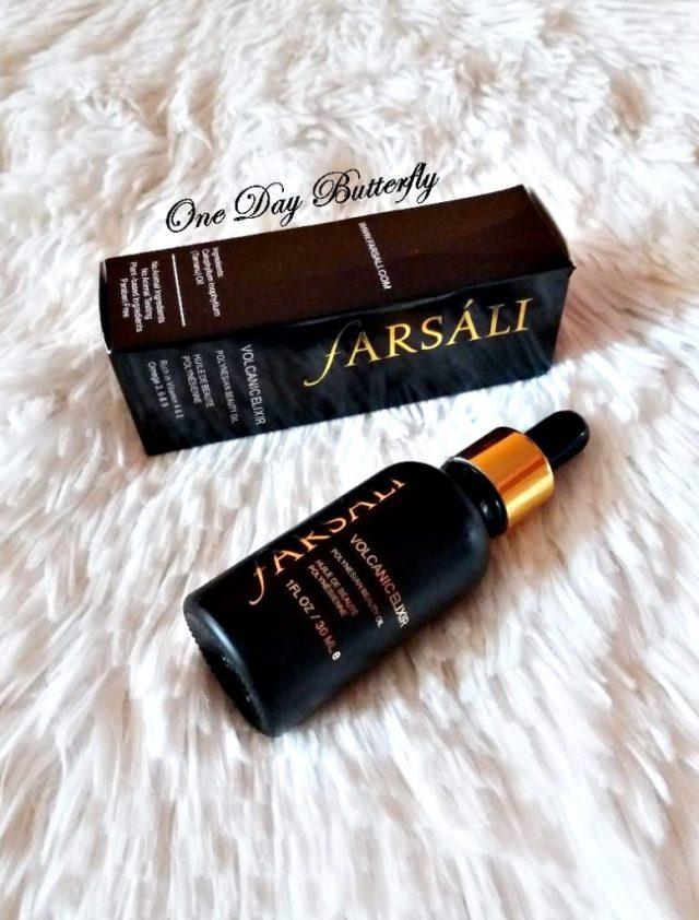 Farsali Volcanic Elixir