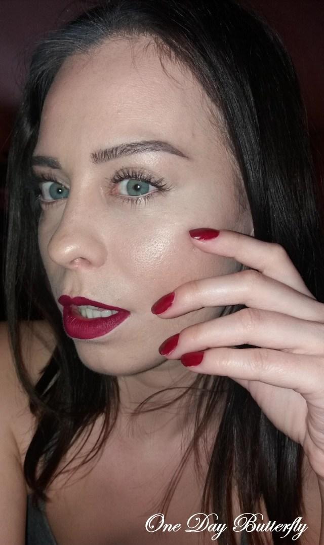 RujSoft Matt Longwear Lip Colour   Lambre