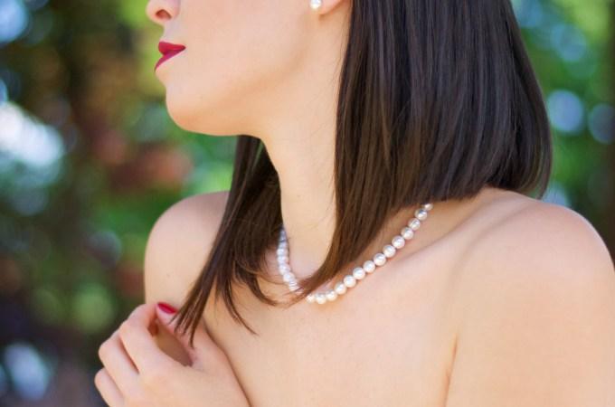 Ca orice femeie, vreau perle