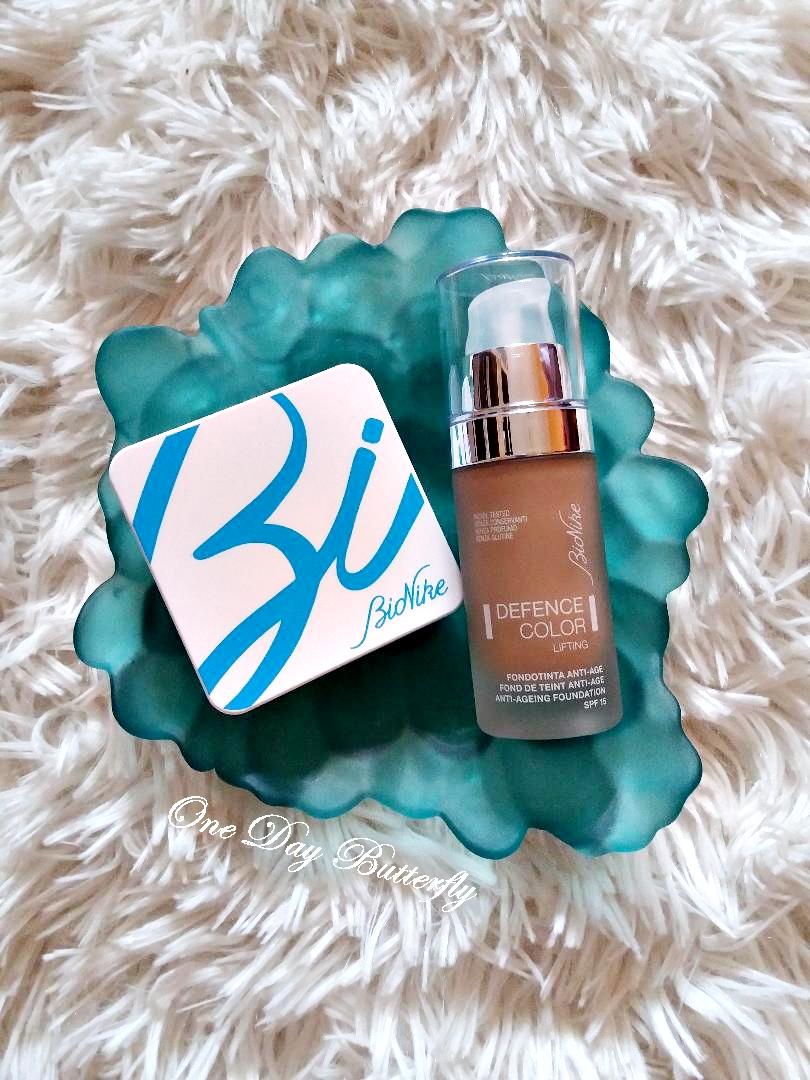 Make-up cu produse Bionike