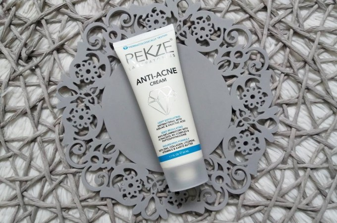 Rekze Anti-Acne Cream