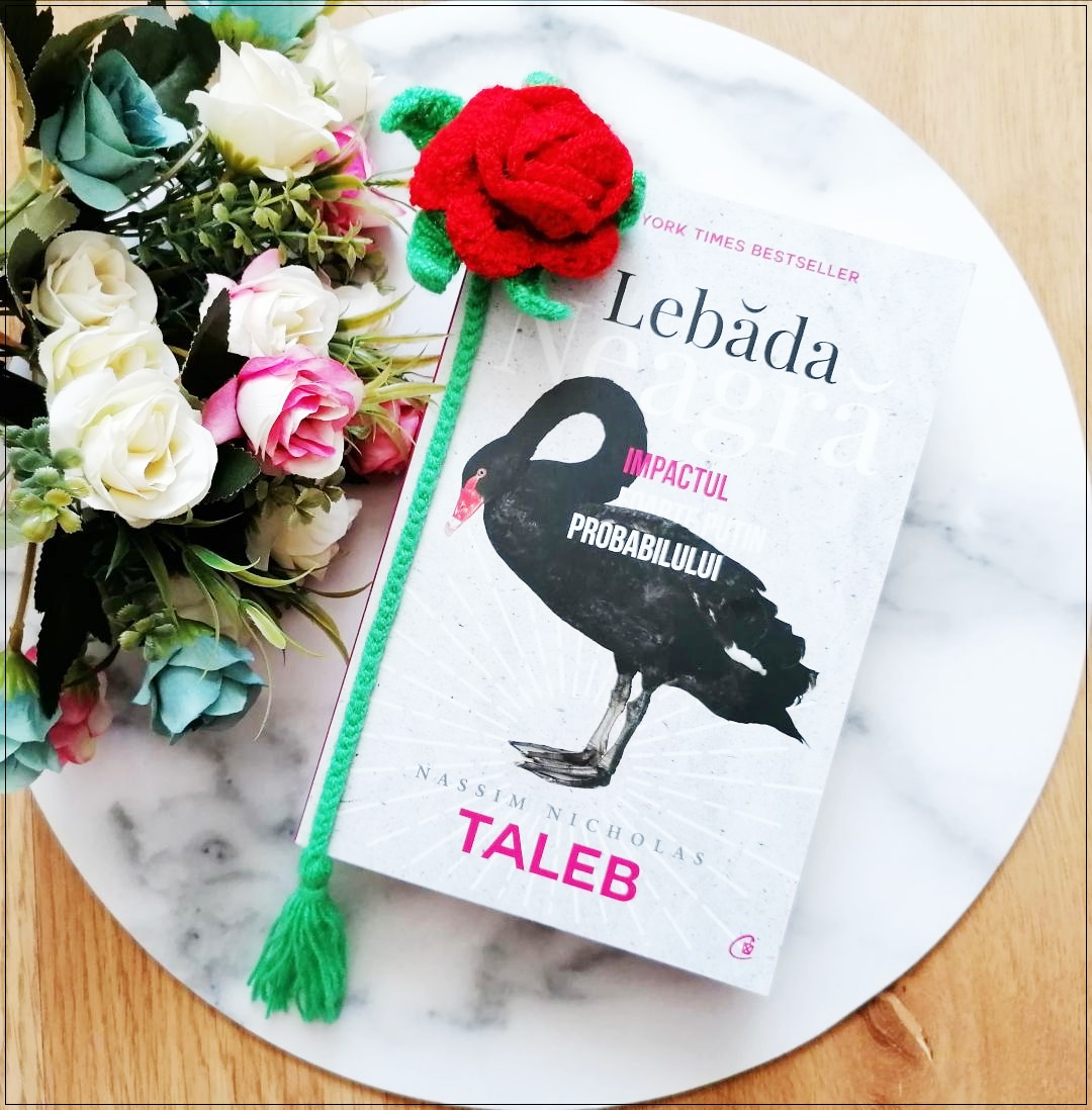 """Lebăda neagră"" de Nassim Nicholas Taleb | TYM#2"