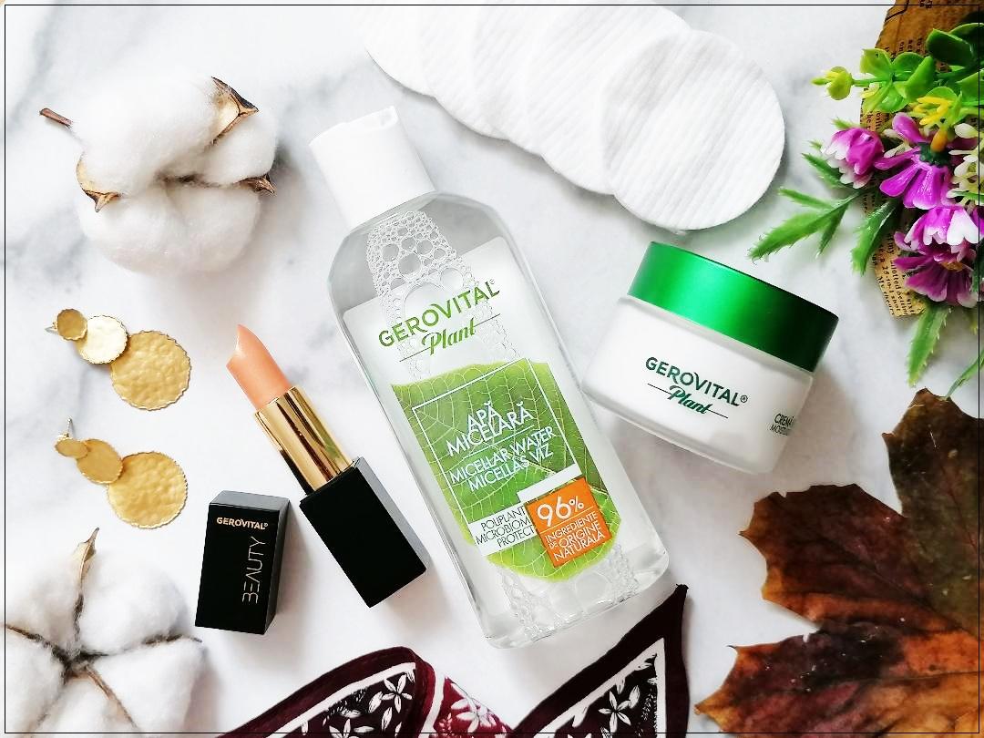 Gerovital Microbiom Protect – rutină de skincare