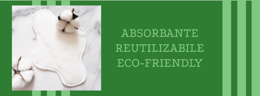 Absorbante reutilizabile eco-friendly Wrapmama's Shop