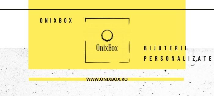 OnixBox – bijuterii personalizate