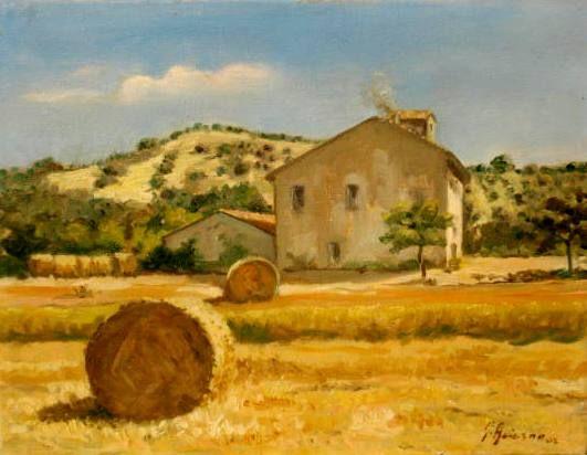 Casa rurale a Marzamemi  sr  Opera darte di Giuseppe Acierno