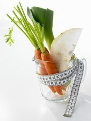 la dieta fornisce 1300 calorie