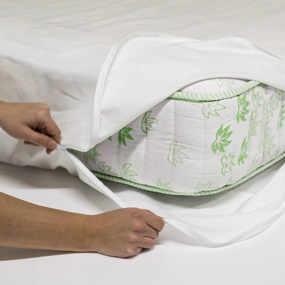 Allergia agli acari della polvere biancheria da letto