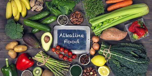 riso rosso in dieta alcalinizzante dissociata