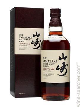 Yamazaki Sherry Cask (OB, 2013, 48%)