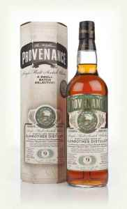Glenrothes 2004/2014 (Provenance, 2014, 61,2%) Cask 10191