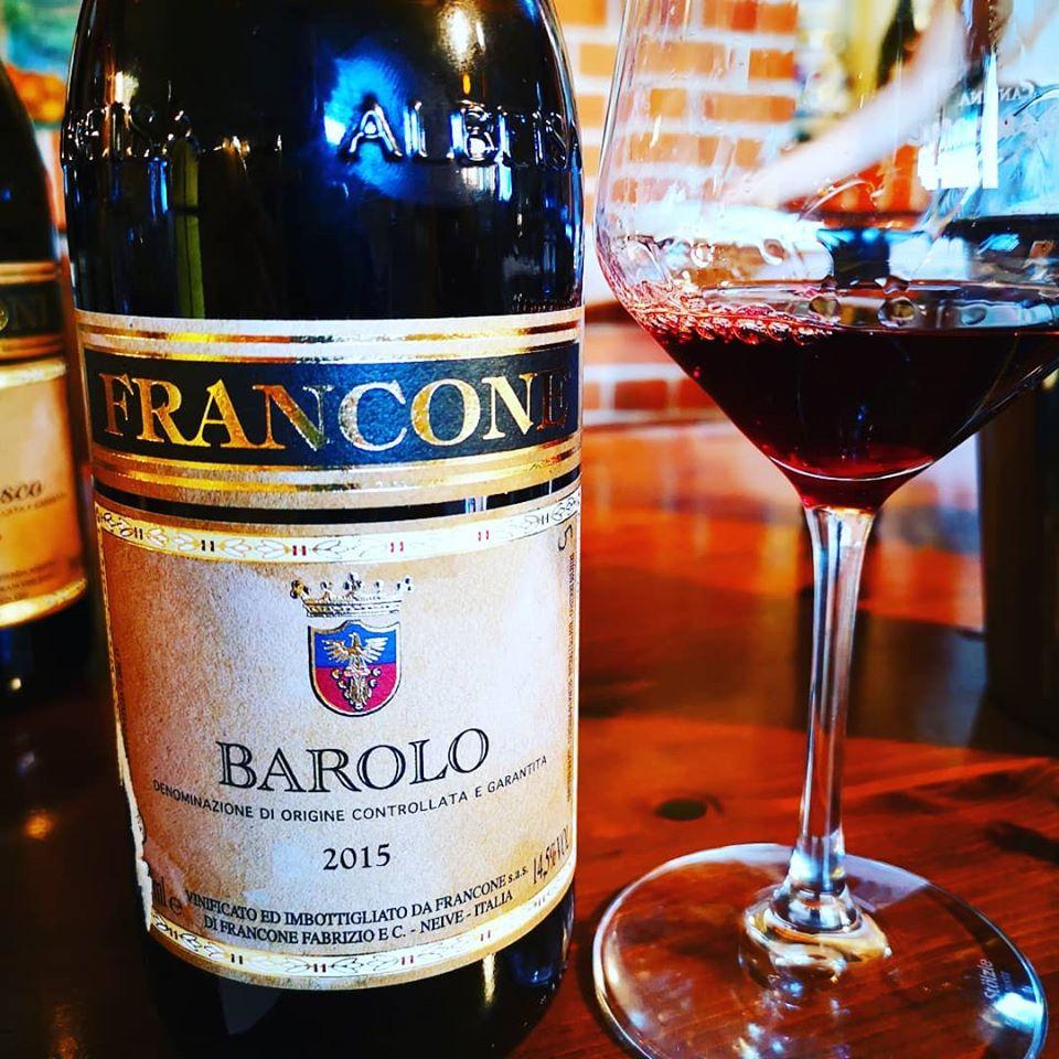 FRANCONE BAROLO 2015