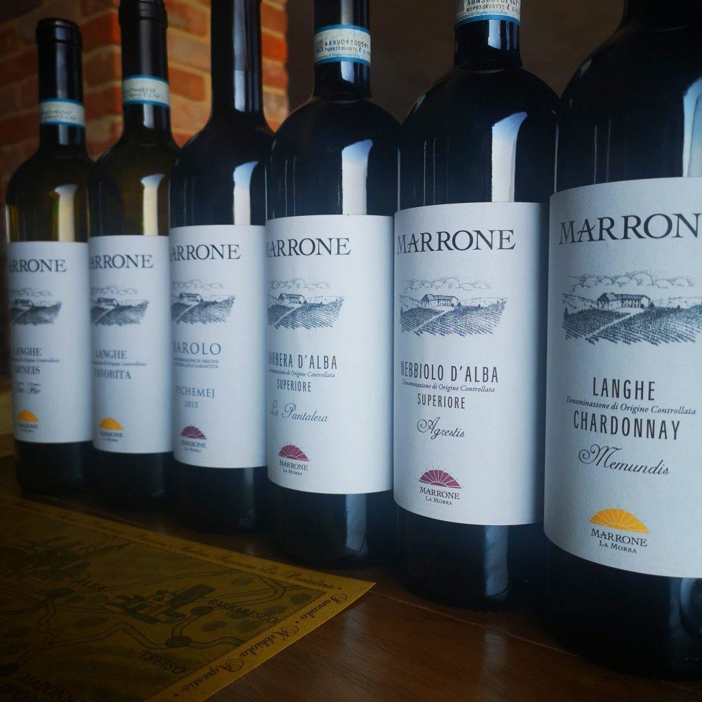 DENISE MARRONE - AGRICOLA MARRONE - INTERVISTA