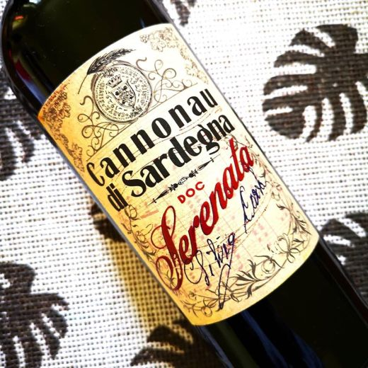 SILVIO CARTA CANNONAU 2017 SERENATA