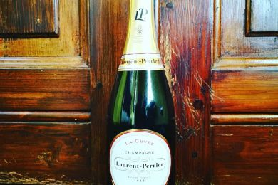 LAURENT PERRIER BRUT LA CUVÉE