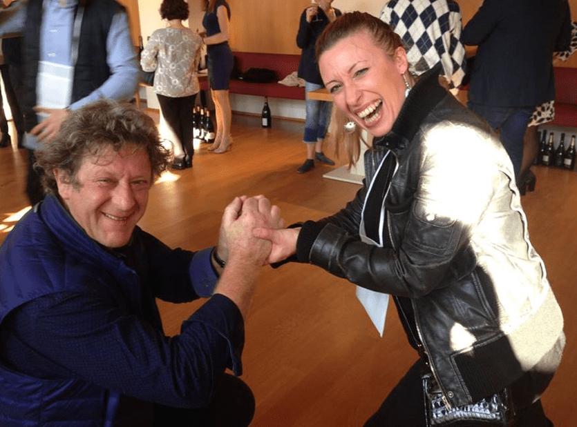 Intervista - Clizia Zuin - Sommelier Jacques Selosse
