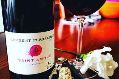 LAURENT PERRACHON SAINT AMOUR LA GAGÈRE 2016