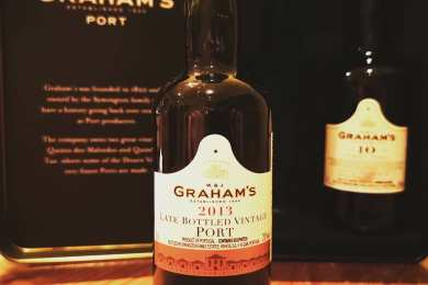 GRAHAM'S 2013 LATE BOTTLED VINTAGE PORT