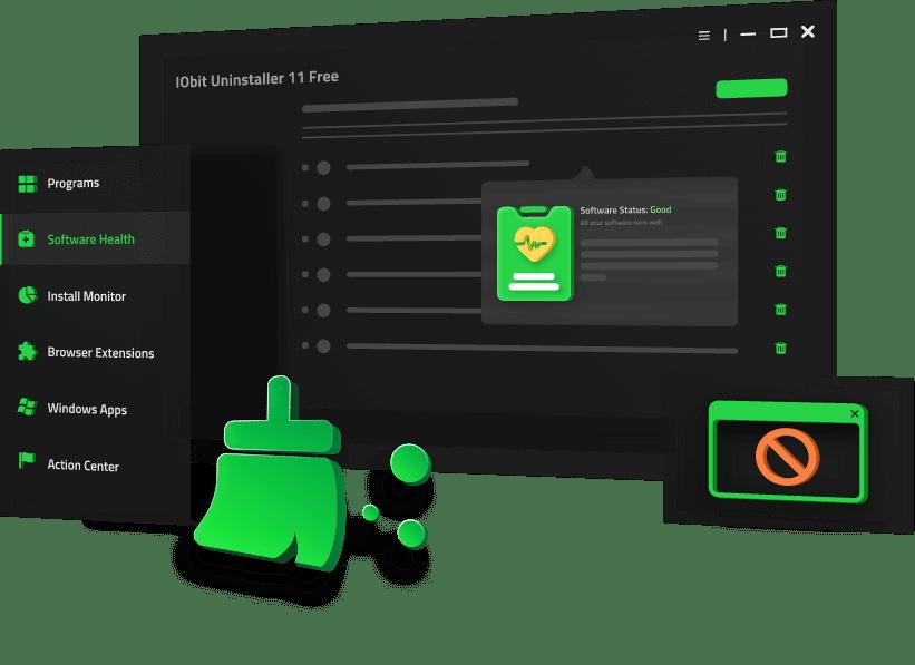 IObit Uninstaller Pro 11 Key + Crack 2021