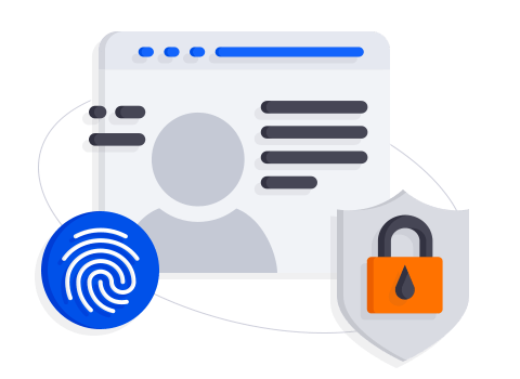 Secured Personal Data