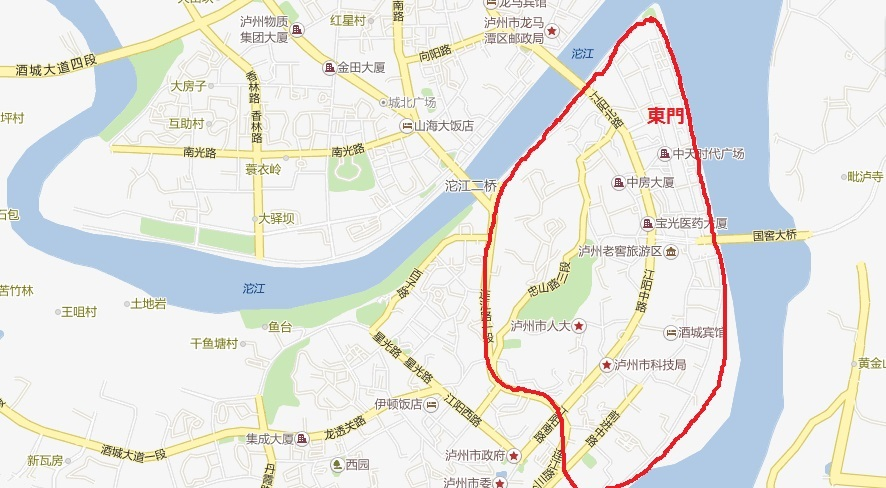 BTG『大陸西遊記』~四川省瀘州市~