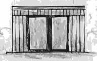 Flat Roof Garden Office