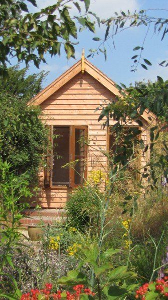Garden offices and VAT
